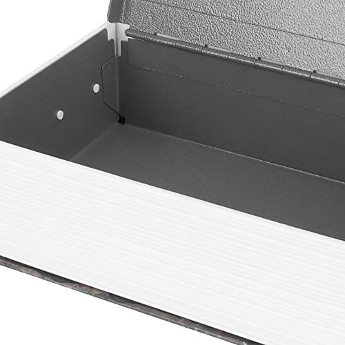 Gaeirt Caja de Dinero del Libro del Diccionario de la simulación, diseño fácil de Usar de la Gran Capacidad de la Caja de Dinero del Tacto Suave para los Regalos