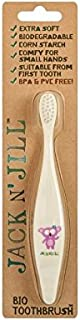 生分解性の歯ブラシのコアラ (Jack N Jill) - Jack N' Jill Biodegradable Toothbrush Koala [並行輸入品]