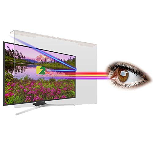 """Premium Anti Blue Light Screen Filter for 26 and 27 Inches Computer Monitor (Do NOT fit 27"""" iMac), Blocks Excessive Harmful Blue Light, Reduce Digital Eye Strain Help Sleep Better"""
