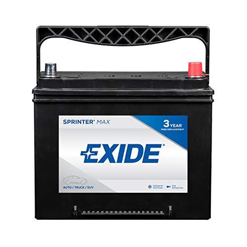 Exide Technologies Battery SX24F