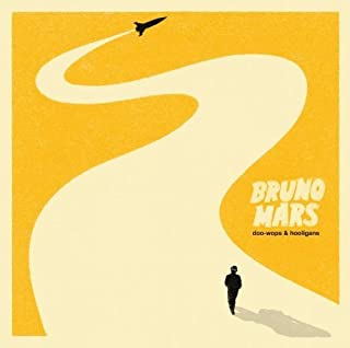 Doo - Wops & Hooligans by Bruno Mars [Music CD]