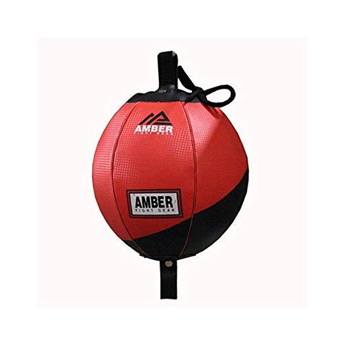 Amber Fight Gear Boxing Double End - Pera de Boxeo, Color, Talla 18 cm