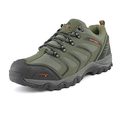 NORTIV 8 Men's Low Top Waterproof Hiking