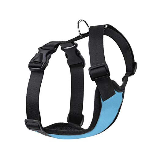 LHSX Pet Dog Harness leashesOutdoor Training Harness for Dogs...