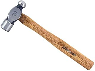 GreatNeck BP8 Ball Peen Hammer, 8-Ounce
