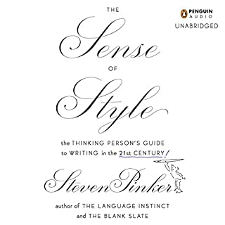 Couverture de The Sense of Style