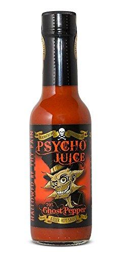 Psycho Juice 70% Ghost Pepp