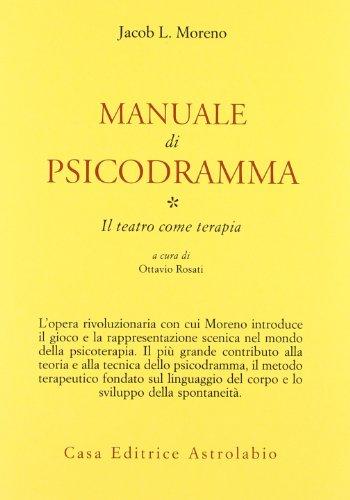 Manuale di psicodramma: 1