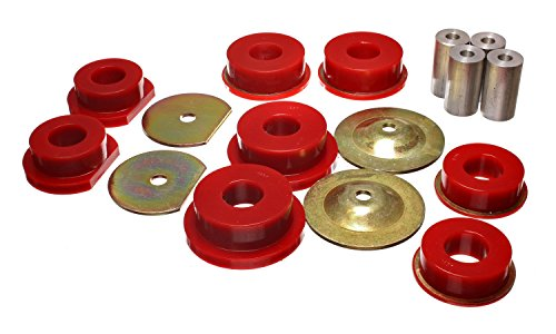 Energy Suspension 5.4114R Sub-Frame Bushing Set - Rear