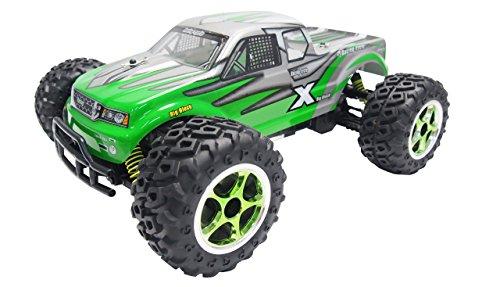 Amewi 22176 – Monster Truck S-Track de M1 V2 : 12/4WD/RTR/2.4GHz