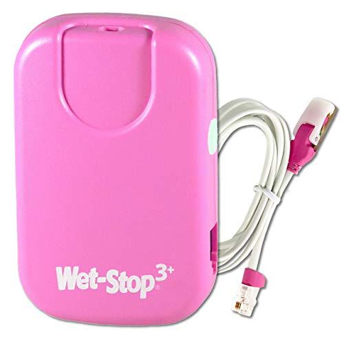 WET STOP 3 Alarma de Enuresis ROSA | Sonido y Vibración