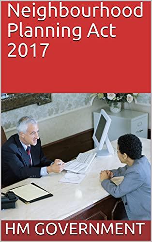 Neighbourhood Planning Act 2017 (English Edition)