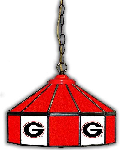 Imperial Fan Shop NCAA Georgia Bulldogs Pub Billard Lamp image