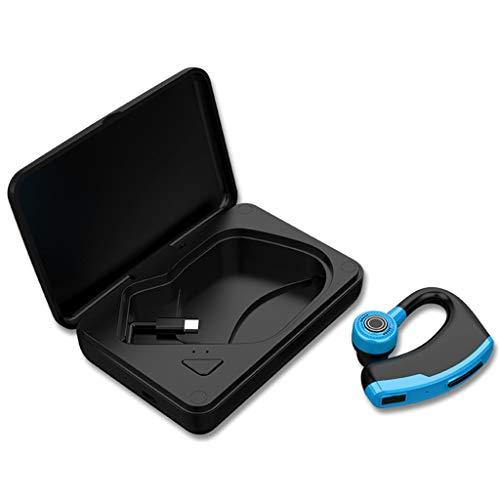 WDFVGEE coche inalámbrico auricular v10 negocios Bluetooth auriculares carga rápida conductor mano equipo audio