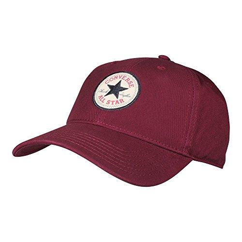 COR36 #Converse Converse Erwachsene Core Cap Caps, Deep Bordeaux, One Size