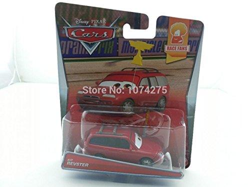 Mattel Top Top Cars kit Revster Piston Cup Ventilateur moulé sous Pression Toy Car Original Livré dans Une boîte Neuf