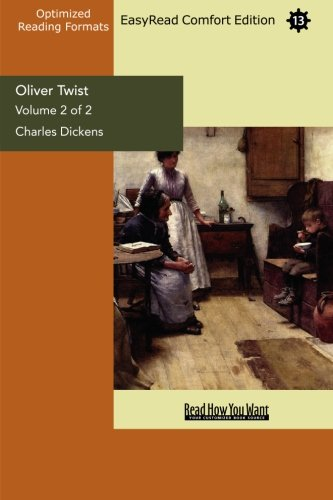 Oliver Twist: Easyread Comfort Editionの詳細を見る
