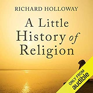 A Little History of Religion audiobook cover art