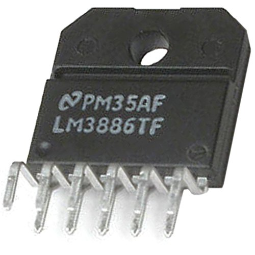 LM3886TF LM3886 TO-220 Hochleistungs-Verstärker (68 W)