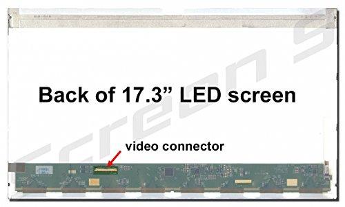 HP G72-C55DX Ersatz Bildschirm für Laptop LED HDplus Glossy