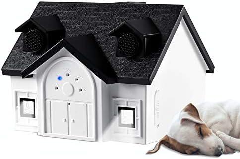 LKcare Dog Barking Deterrent Devices Ultrasonic Anti Barking Devices Stop Dog Barking with 4 product image