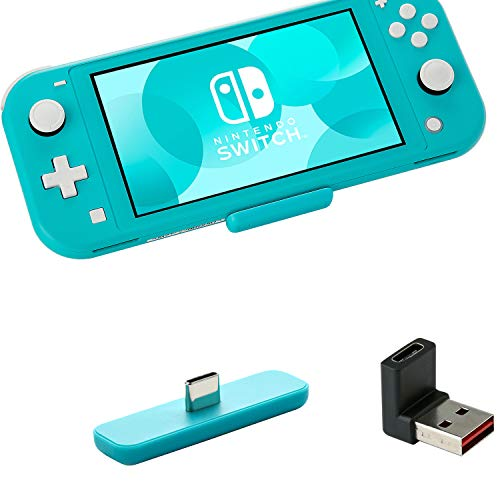 GuliKit Route Air Bluetooth Adapter voor Nintendo Switch Blauw