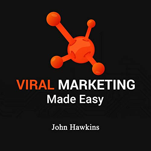 Viral Marketing Made Easy audiobook cover art