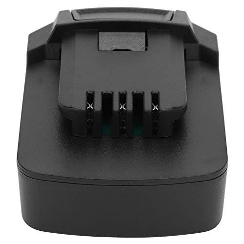 Adaptador de batería de Litio Adaptador de batería de Repuesto Componente electrónico para reemplazo de HILTI 12V