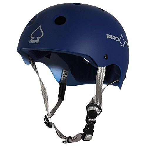 プロテック(PROTEC) CLASSIC SKATE(クラシックスケート) ヘルメットMATTE BLUEカラー 【正規輸入品】 Lサイズ 13727 Lサイズ