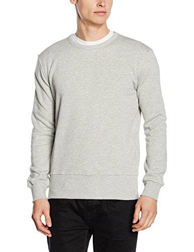 LTB Jeans Herren OKABE S/T Sweatshirt, Grau (Grey Mel 203), X-Large
