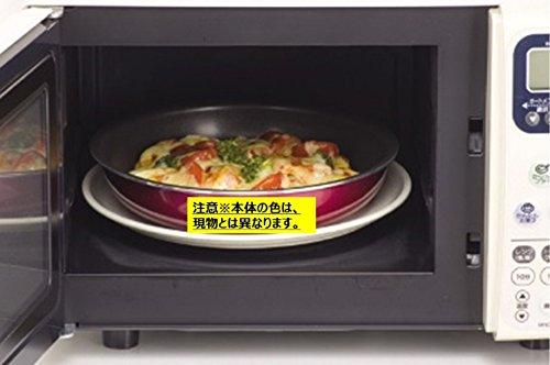 『パール金属 フライパン 鍋 5点 セット IH対応 フッ素加工 グリーン クックウェアミニ クレア H-9694』の3枚目の画像