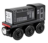 Thomas & Friends il Trenino Thomas, Locomotiva Diesel di Legno, Giocattolo per Bambini 2+ Anni, GGG35