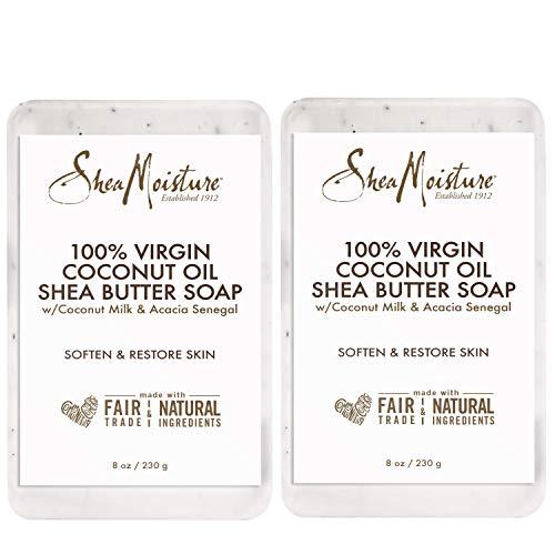 Shea Moisture 100% Virgin Coconut Oil Shea...