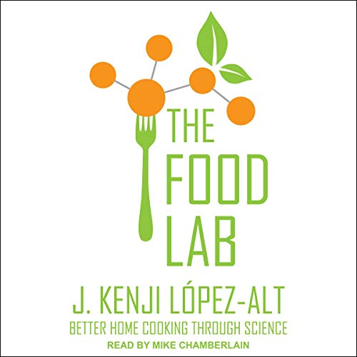 The Food Lab cover art