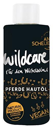 Wildcare 69006 Hautöl Anti SCHEUER intensiv, 100% VEGAN und zertifizierte Tierpflege, Bio-Rohstoffe