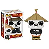 QToys Funko Pop! Kung Fu Panda #252 Po (with Hat) Chibi...