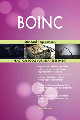 BOINC Standard Requirements (English Edition)