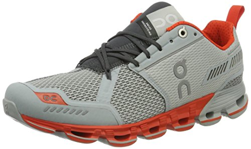 On Running - Running-Schuhe für Herren in Grau Glacier Spice, Größe 42 EU
