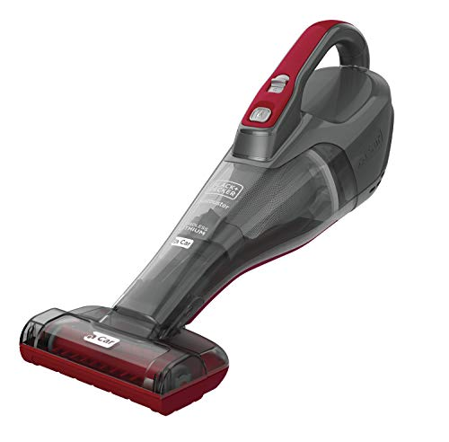 BLACK + DECKER dustbuster QUICKCLEAN Cordless Handheld Car Vacuum (HLVB315JA26)