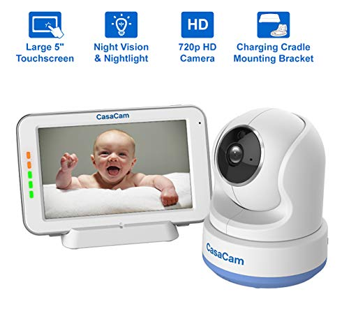 CasaCam BM200 Video Baby Monitor
