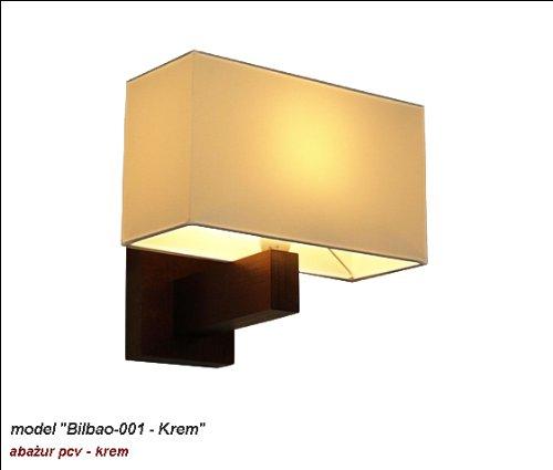 Wero Design Wandlampe Wandleuchte Leuchte-Bilbao-001-Creme