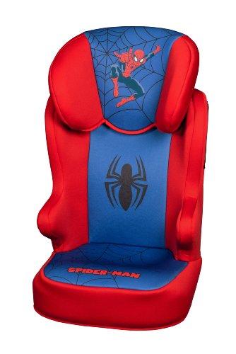 Marvel Siege Auto - Groupe 2, 3 - Starter Spiderman - Bleu / rouge