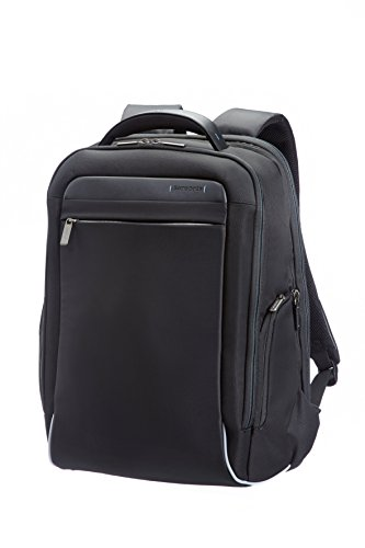 "Samsonite Zaino Spectrolite Laptop Backpack 17.3"" Exp 27.5 liters Nero (Black) 55695-1041"