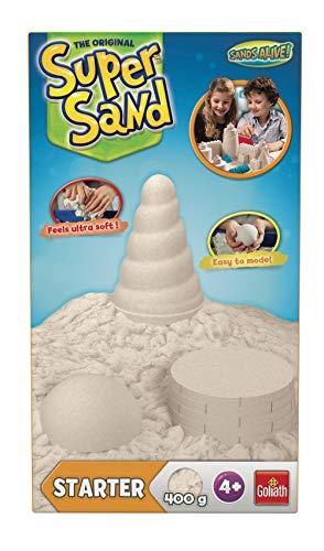 Goliath - Super Sand Starter - Loisir créatif - Sable à modeler - 83210.012