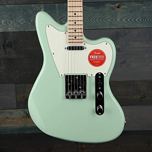 Fender Squier Paranormal Offset Telecaster MN Surf Green. Guitarra Eléctrica