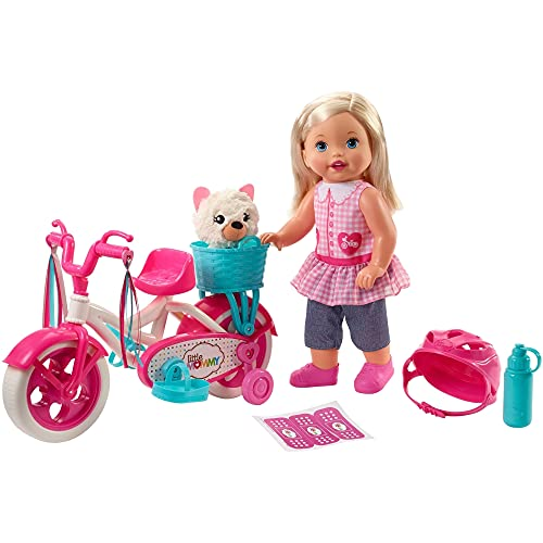 Little Mommy Meu Primeiro Passeio Mattel Loira