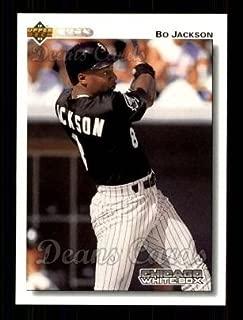 Best bo jackson baseball card upper deck Reviews