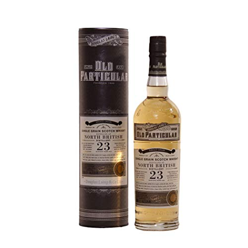 Douglas Laing OLD PARTICULAR North British 23 Years Old Single Cask Grain 1995 51,5% - 700ml in Giftbox