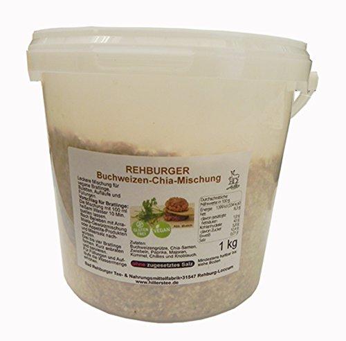 Hiller Rehburger Buchweizen Chia Mischung 1 kg
