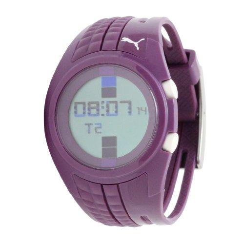 Puma Damen-Armbanduhr Digital Quarz Plastik 289100045PU910482002